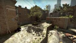 Favela - bombsite A