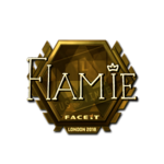 Flamie (Gold) London'18