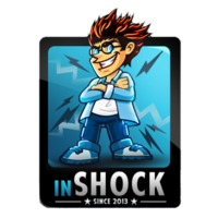 INSHOCK - logo