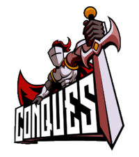 Team Conquest - logo