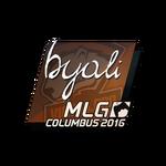 Byali MLG Columbus'16