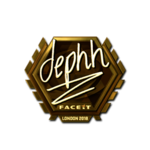 Dephh (Gold) London'18