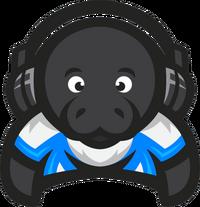 Manatee eSports - logo