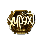 Xyp9x (Gold) London'18