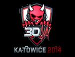 3DMAX (Folia) EMS One Katowice 2014