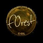 F0rest (Gold) Katowice'19