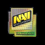 Natus Vincere (Holo) DreamHack Winter 2014