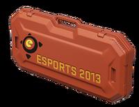 Walizka eSports 2013