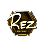 REZ (Gold) London'18