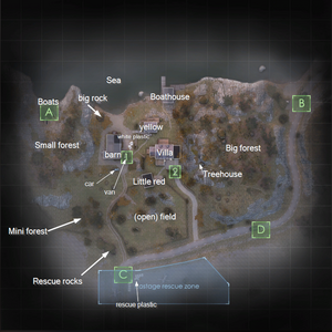 Insertion - mapa