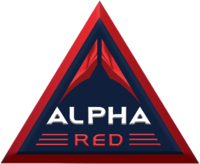 Alpha Red - logo