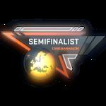DreamHack 2014 Semi-Finalist Trophy