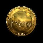 Freeman (Gold) Katowice'19