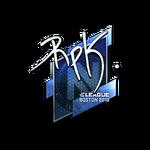 RpK (Folia) Boston'18