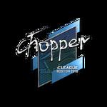 Chopper Boston'18