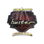 Buster (Gold) Berlin'19