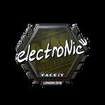Electronic London'18