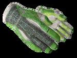 Rękawiczki sportowe Labirynt żywopłotowy