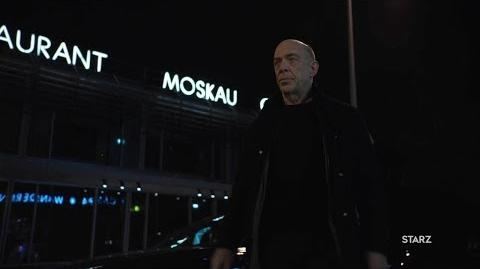 Counterpart - New Starz Series Teaser J.K. Simmons