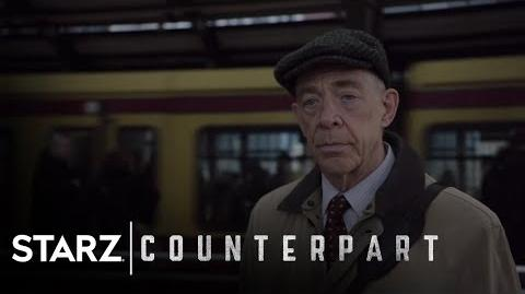 Counterpart Howard Silk Subordinate STARZ