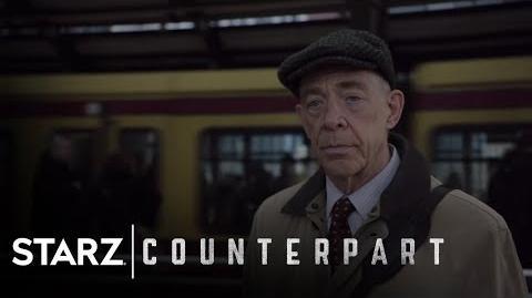 Counterpart Howard Silk Subordinate STARZ