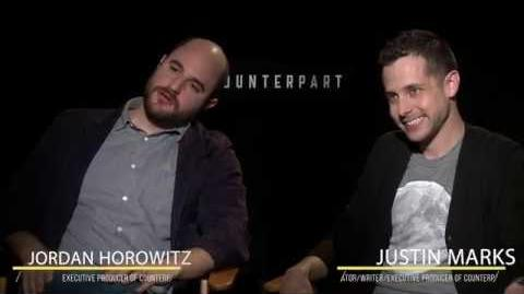 Counterpart creator Justin Marks talks about new J.K