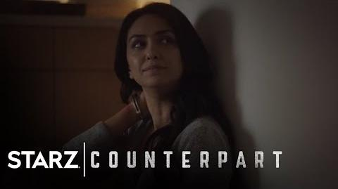 Counterpart Season 1, Episode 8 Preview STARZ