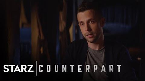 Counterpart Inside the World of Counterpart Season 1, Episode 1 STARZ