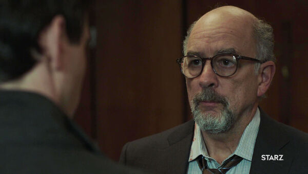 Richard-Schiff-as-Roland-Fancher-Counterpart-STARZ-Season-1-Episode-10-No-Mans-Land