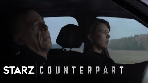 Counterpart Season 1, Episode 8 Sneak Peek Cope STARZ