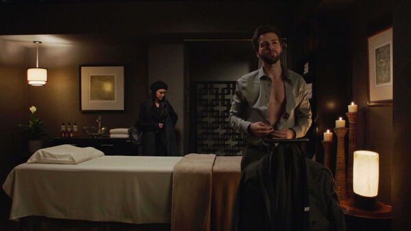 Ambassador-Claude-Lambert-gets-undressed-in-front-of-Clare-Counterpart-Season-1-Episode-4-Both-Sides-Now