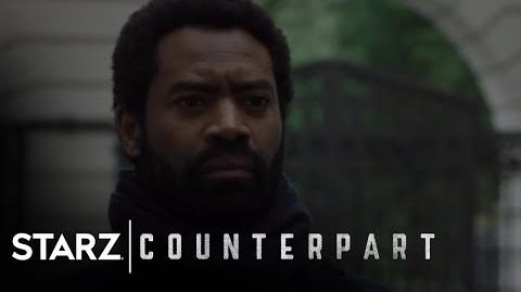 Counterpart Ian Shaw Enforcer STARZ