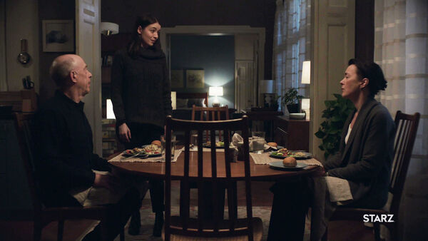 Howard-Anna-Emily-dinner-Counterpart-Season-1-Episode-4-Both-Sides-Now