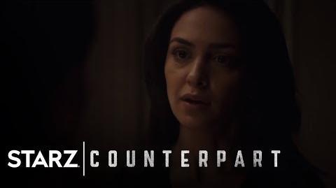Counterpart Season 1, Episode 4 Sneak Peek Contracts STARZ