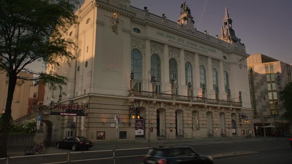 Theater des Westens by Bernhard Sehring 1896 Counterpart Starz Season 1 Episode 2 Birds of a Feather