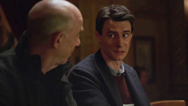 Harry-Lloyd-JK-Simmons-Howard-and-Peter-Hotel-Walcot-Counterpart-Starz-Wikia-Season-1-Episode-10-no-mans-land