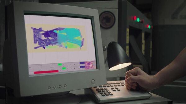Guns-entering-the-OI-mailroom-Counterpart-Season-1-Episode-9-No-Mans-Land