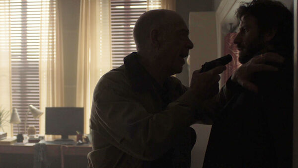 JK-Simmons-Bernhard-Forcher-Howard-confronts-Andrei-Counterpart-STARZ-Season-1-Episode-5-Shaking-the-Tree