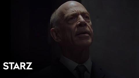 Counterpart Two People, Two Paths Trailer STARZ