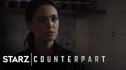 Counterpart Season 1, Episode 5 Preview STARZ