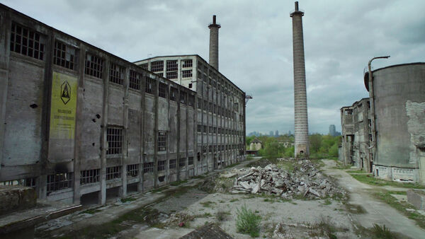 Abandoned-factory-Dimension-Two-Counterpart-STARZ-Season-1-Episode-9-No-Mans-Land
