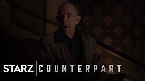 Counterpart Season 1, Episode 2 Sneak Peek Different Paths STARZ