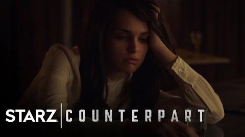 Counterpart Inside the World of Counterpart Season 1, Episode 2 STARZ