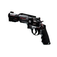 Револьвер R8. Перезавантаження