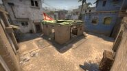 CSGO Mirage B site 22nd Feb 2014 Update