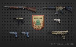 Колекція Inferno