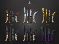 Ножі Призма