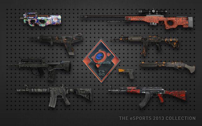 Колекція eSports 2013