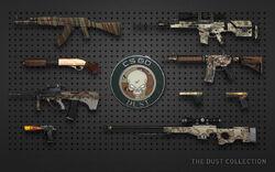 Колекція Dust