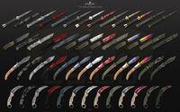 Ножі Горизонт